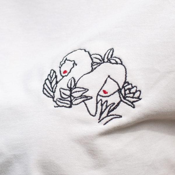 Tshirt Les Sauvages BIO