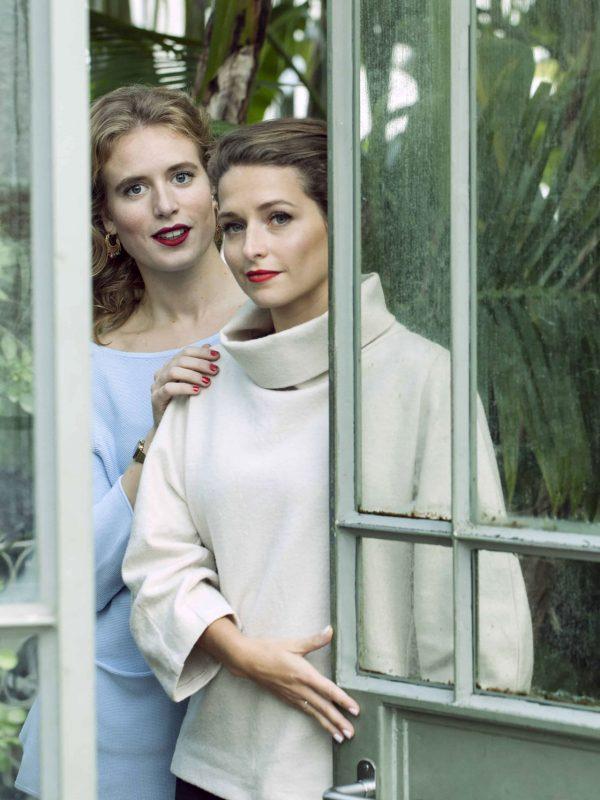 Natacha Reymond et Selena Sieger